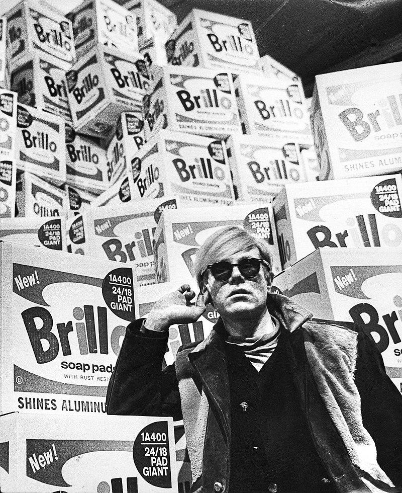 Andy Warhol Stockholmban 1968-ban