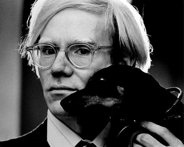 Andy Warhol, aki számára művészet volt a marketing