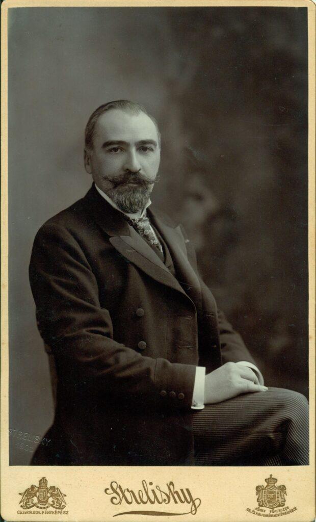 Gerbaud Èmile 1901-ben
